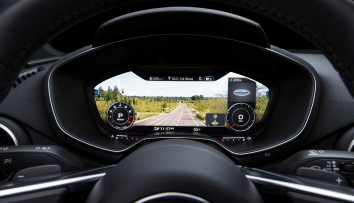 car dashboard design is about to revolutionize driving digital trends