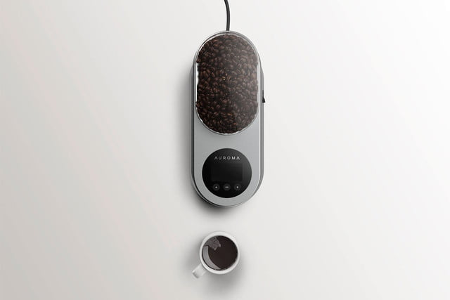 the auroma one learns how you like your coffee