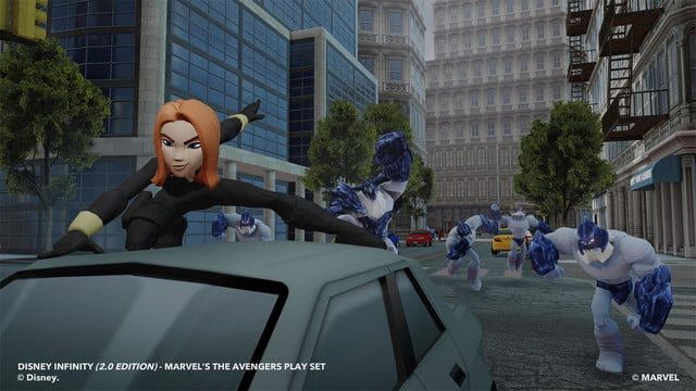 disney infinity 2 0 marvel super heroes comes ps4 xbox one fall avenger blackwidow 1