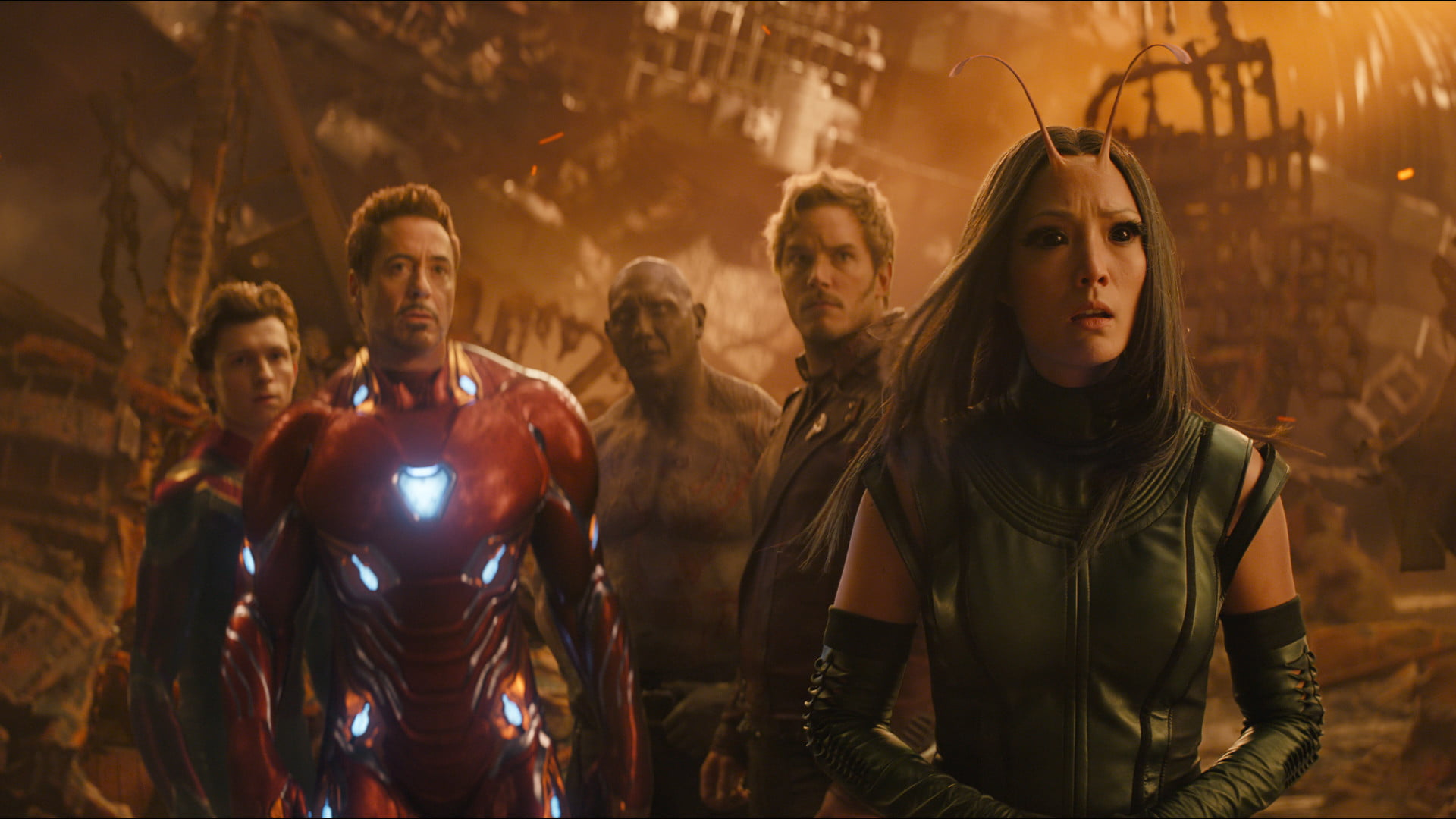 'Avengers: Infinity War' is an epic Marvel mashup well worth the 10-year wait