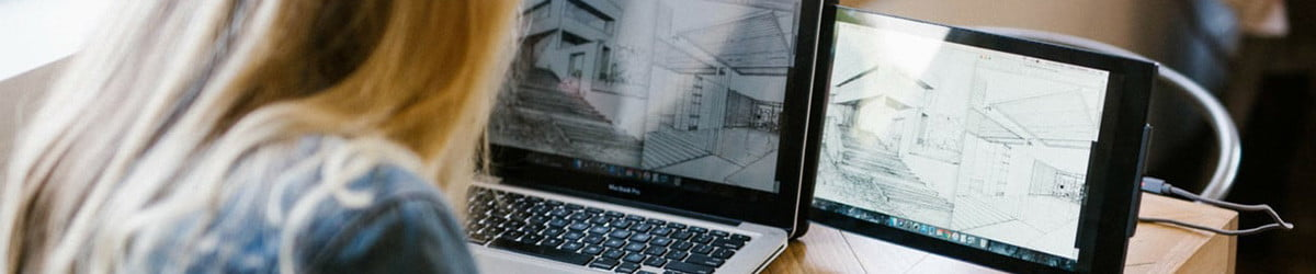 Awesome Tech You Can't Buy Yet: laptop screen extenders and self-healing tents