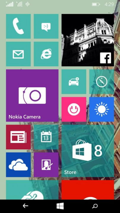 windows 10 technical preview phone hands on background 2