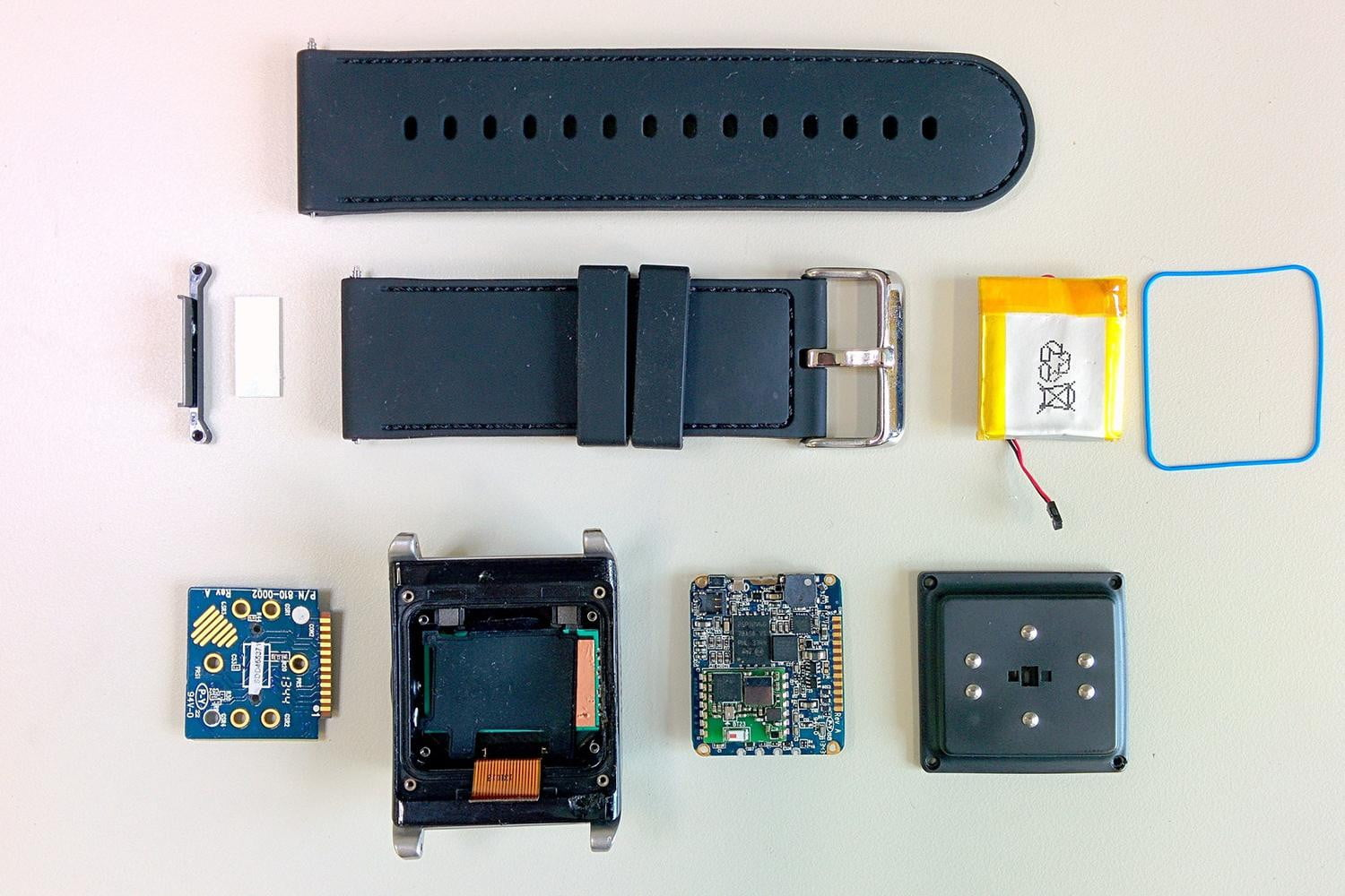 How The Sensors Inside Fitness Tracker Work Digital Trends Heart Rate Monitor Schematic Basis B1