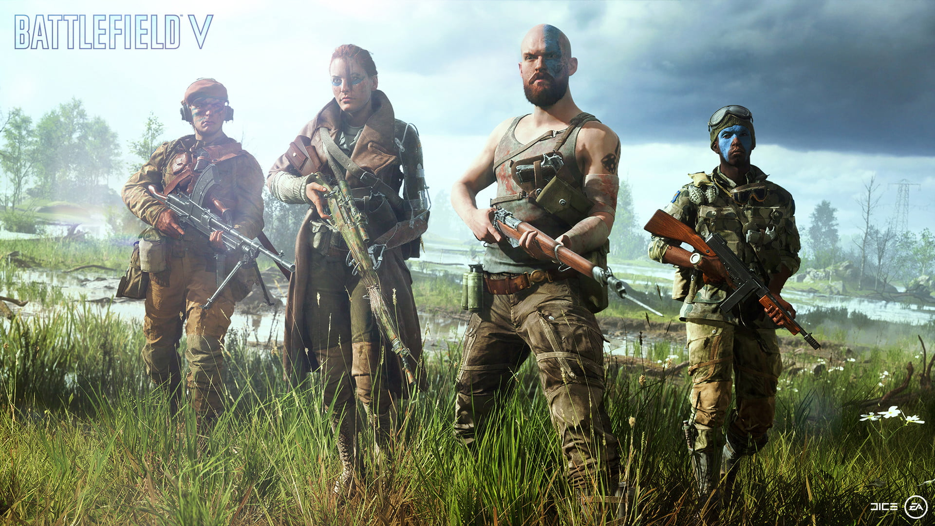 'Battlefield V' uses WWII to make a thoroughly modern video game