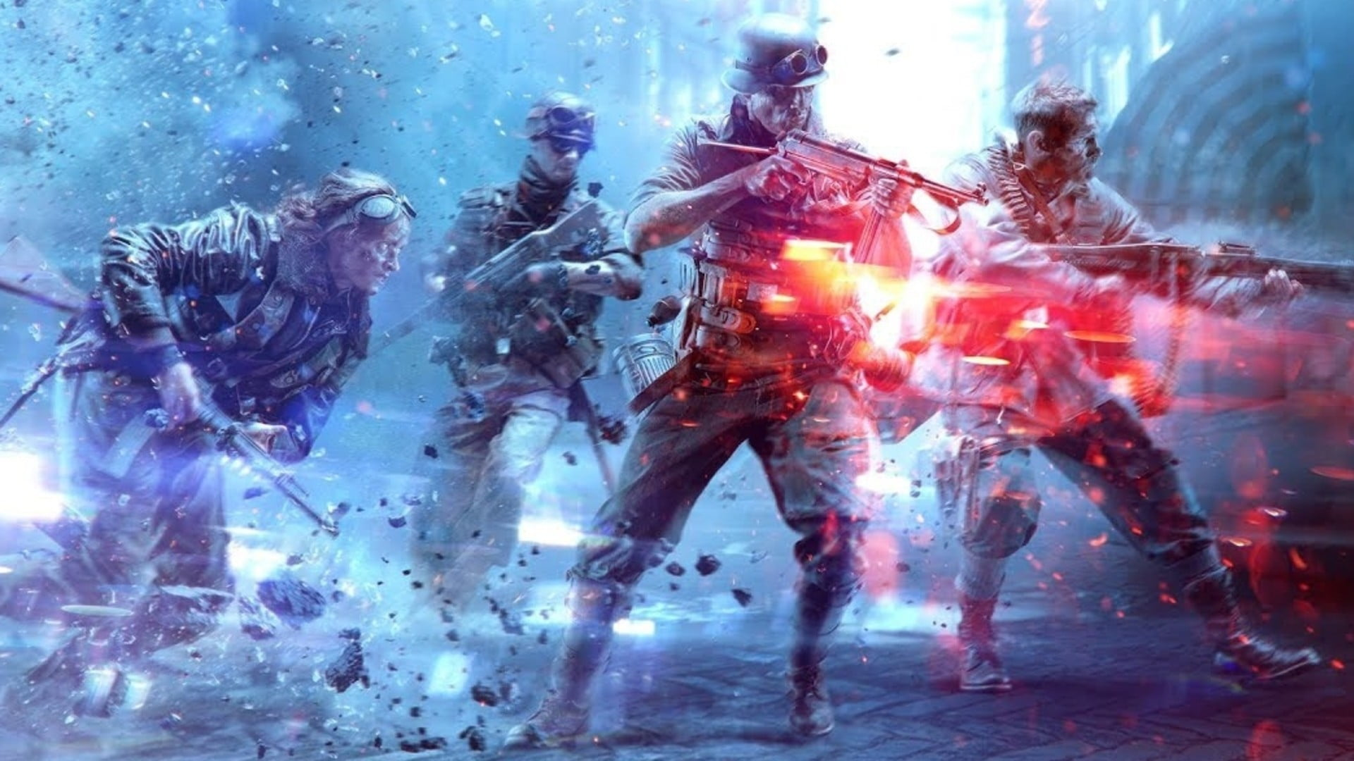 Battlefield 5': The Best Weapons For Surviving in Multiplayer