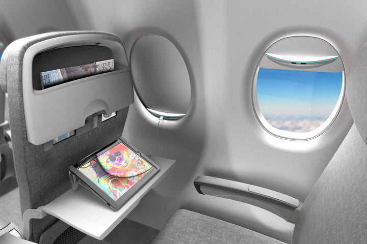8 Best Airplane Interior Design Concepts for 2015 Digital Trends