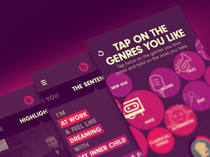 Beats Music adds in-app purchasing, more free songs