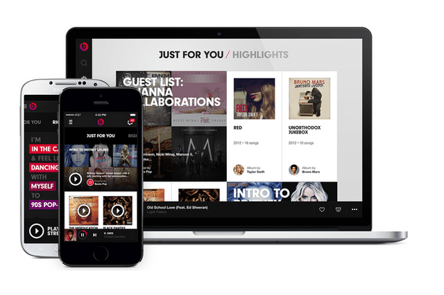 beats music review on all platforms