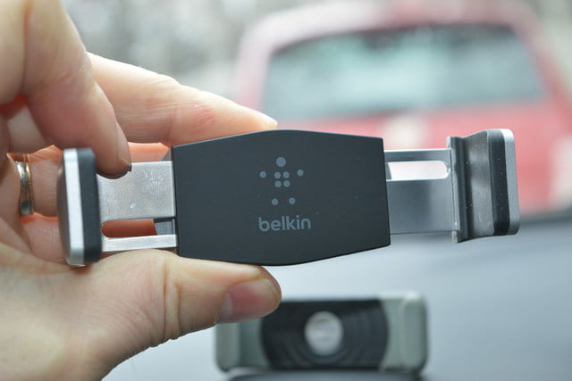 belkin car vent mount first impressions 06