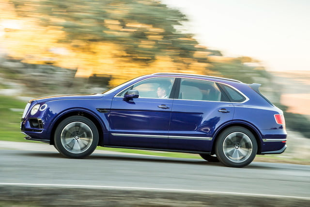 bentley engineering boss interview bentayga  5