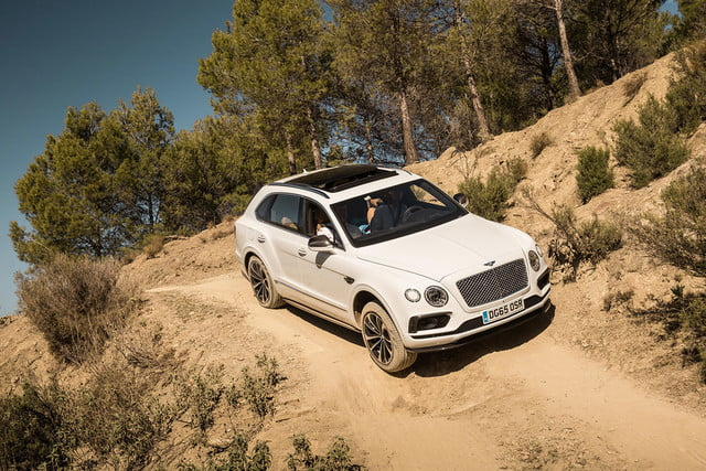 bentley engineering boss interview bentayga  70