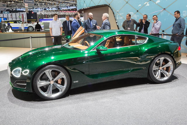 Bentley Exp 10 Speed 6 Concept Official Specs And Pictures
