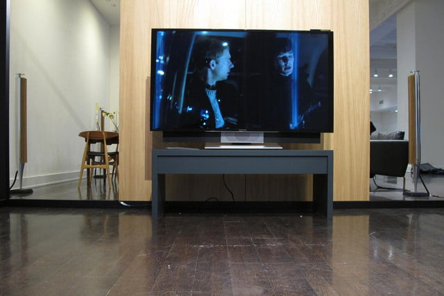 bang olufsens first 4k uhd tv knows right moves beovision avant 13
