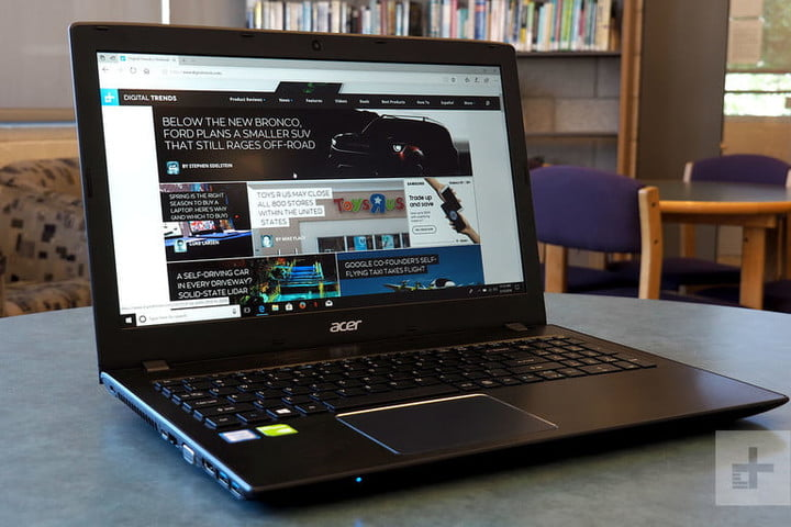 best budget laptops buget acer aspire e 15