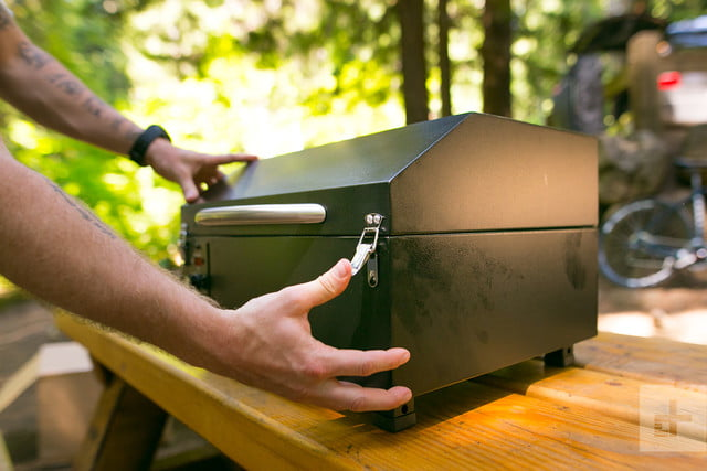 best cooking gear 2017 outdoor awards traeger stove closed
