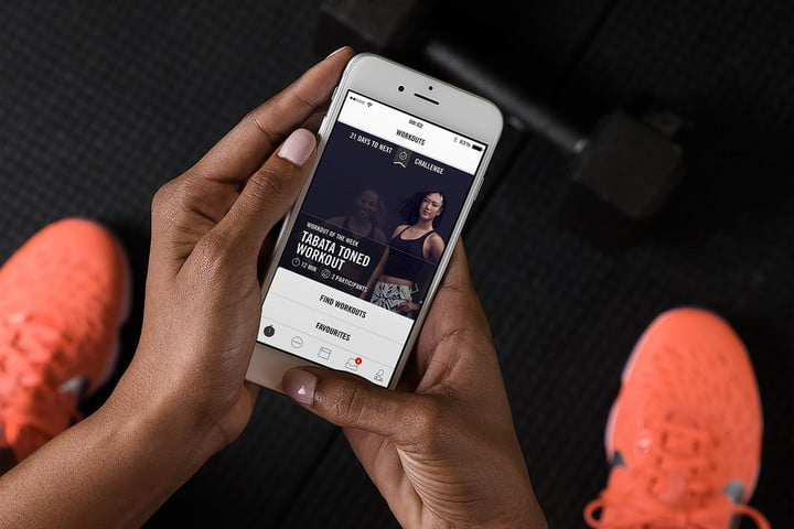 Fitness apps are not for beginners
