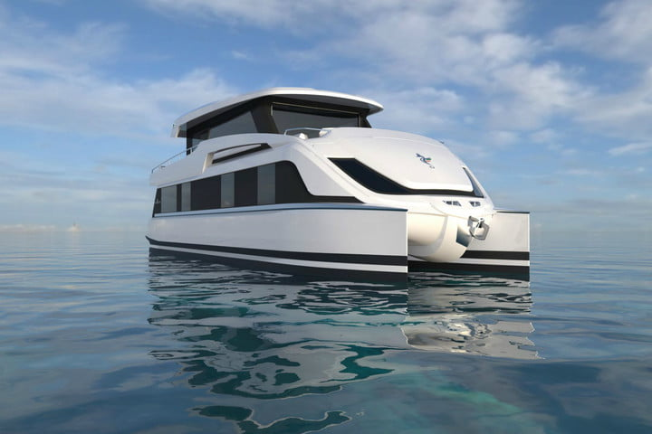 coolest houseboats in the world best overblue 3