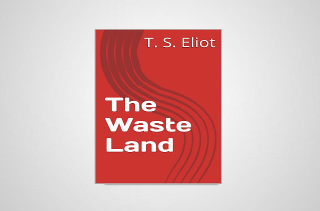 best free books for kindle the waste land