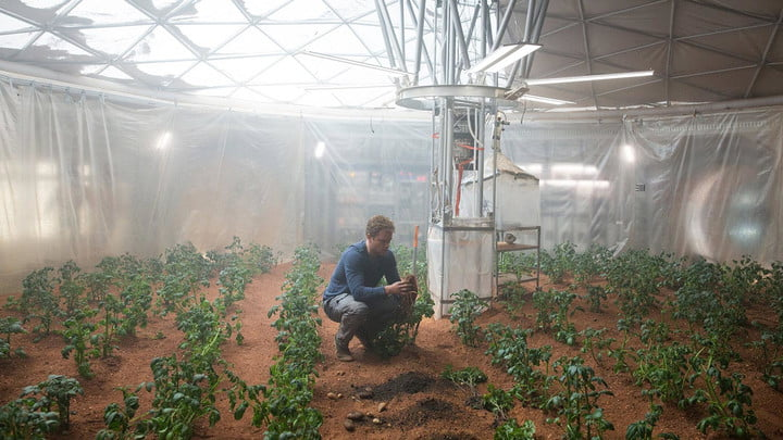 cosmocrops 3d printing best picture the martian