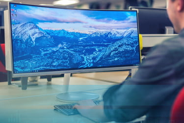 How to Use a Blue Light Filter on Your PC | Digital Trends