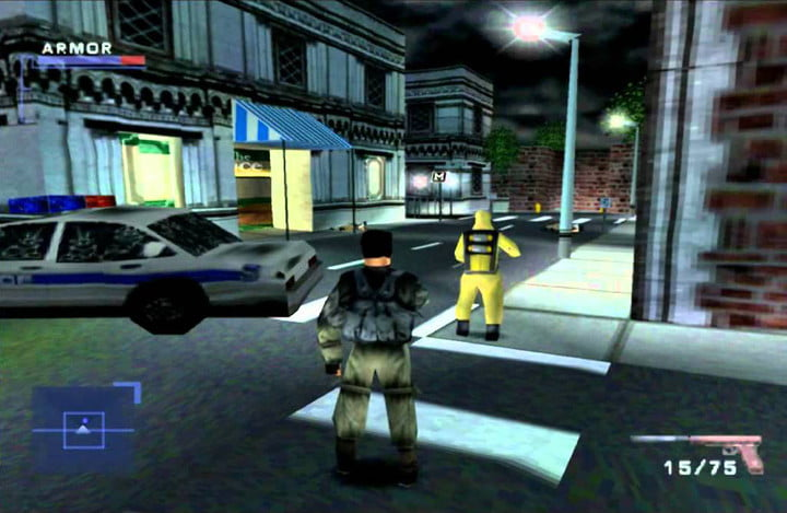 best ps1 games syphon filter