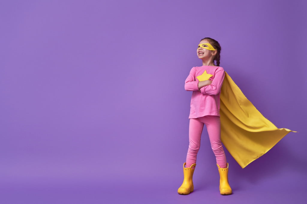 The best superhero backdrops to create a fun theme for your child's party 74