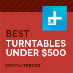 best turntables 500 badge
