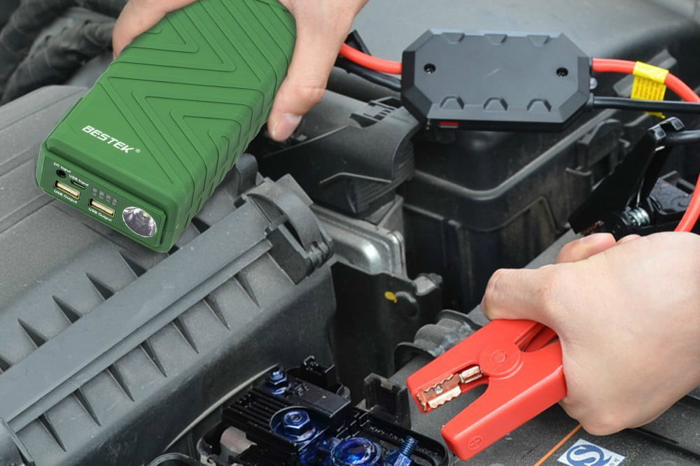 Amazing Jumper Cables Are Great If You Have Another Vehicle To Give You A Friendly  Jolt. However, If Youu0027re In A More Isolated Area, Jumper Cables Are  Essentially ...