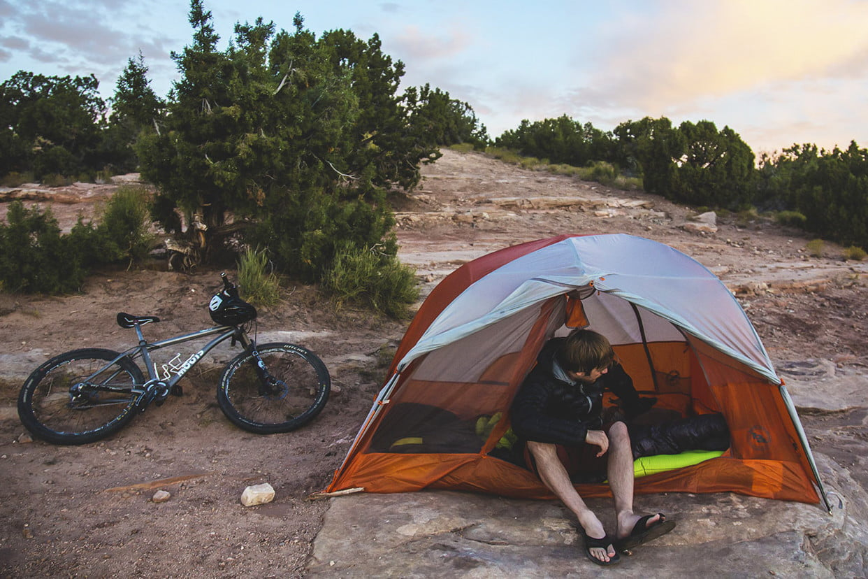 best c&ing tents big agnes copper spur hv ul3 lifestyle & The Best Tents to Keep You Comfortable While Sleeping Under the ...