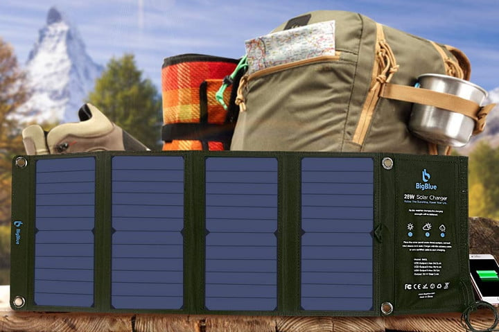 The best solar chargers for your smartphone or tablet
