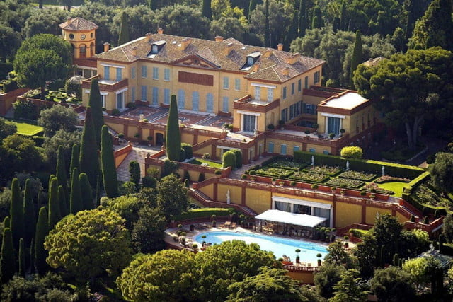 Superb Biggest House In The World Houses Villa Leopolda Good Ideas