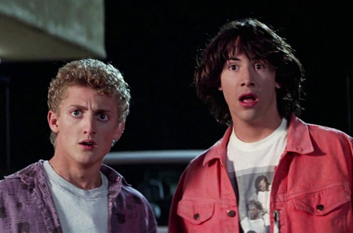 bill and ted face the music news cast trailer release date 2