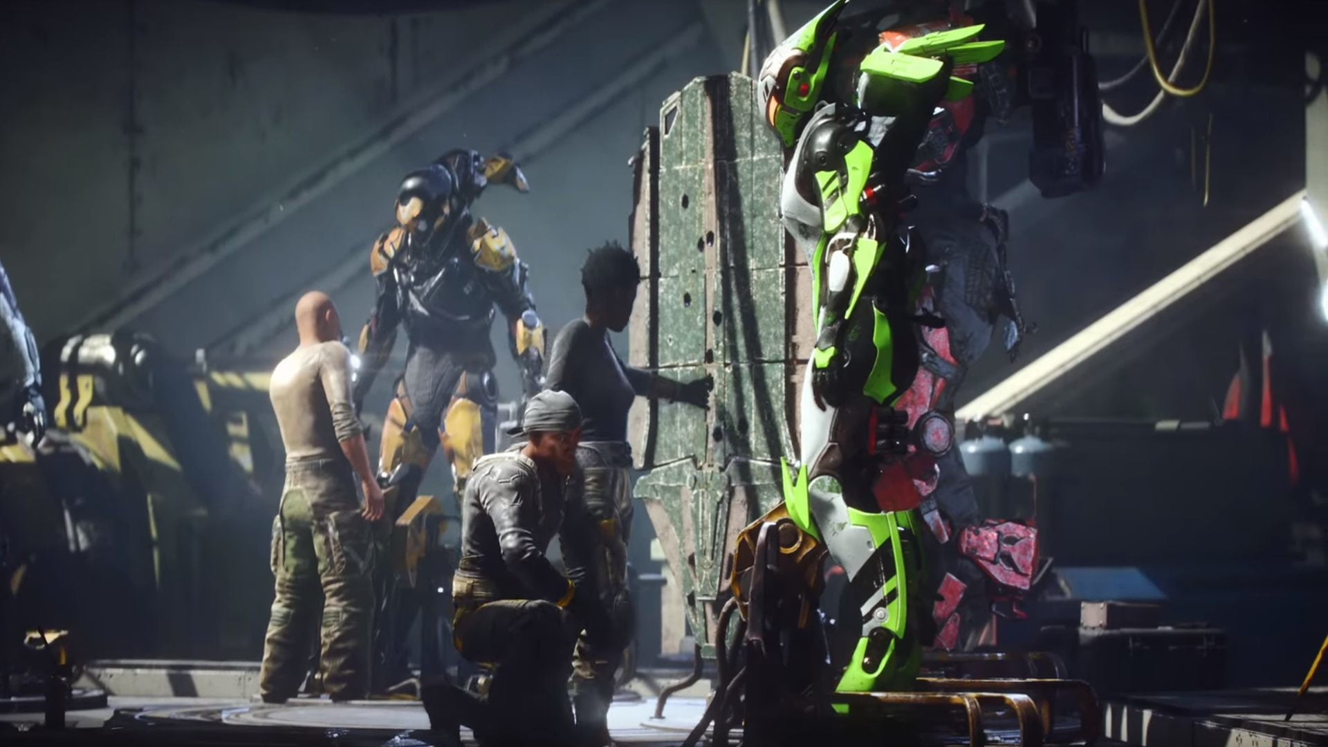 Bioware Lists Multiple Job Positions Aimed at Improving Anthem
