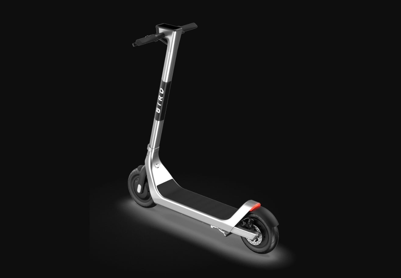 Bird's New Electric Scooter Is Built for the Long Road Ahead