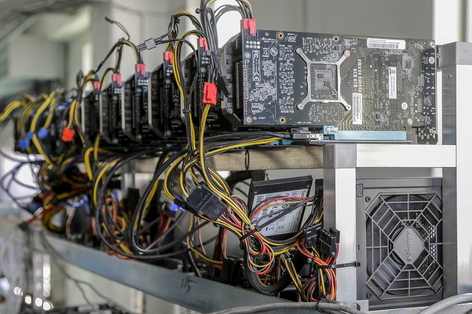 How to mine bitcoin heres everything you need to know digital trends ccuart Image collections