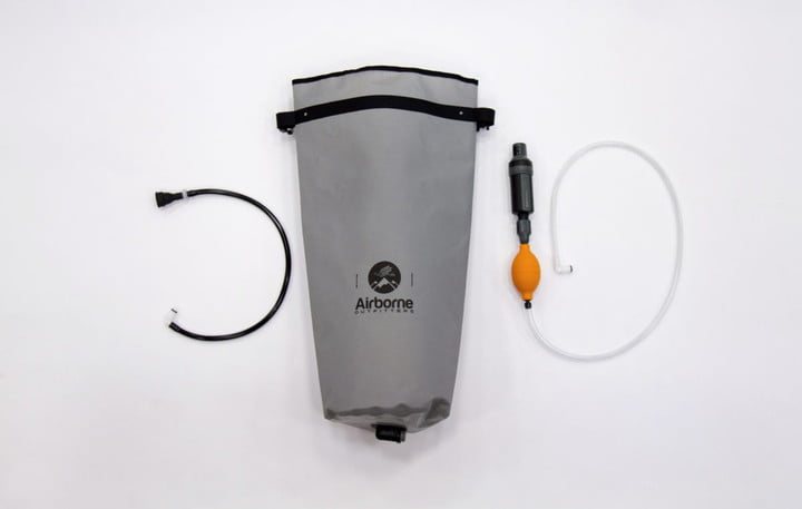 bitteroot dry bag water filter air pump bitteroot3