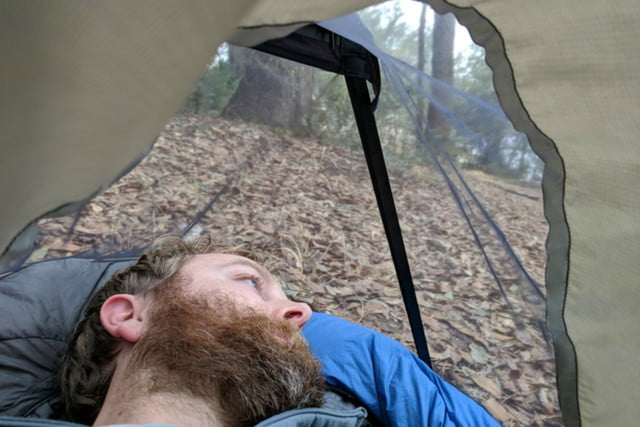 bivypack backpack and tent in one bivy6