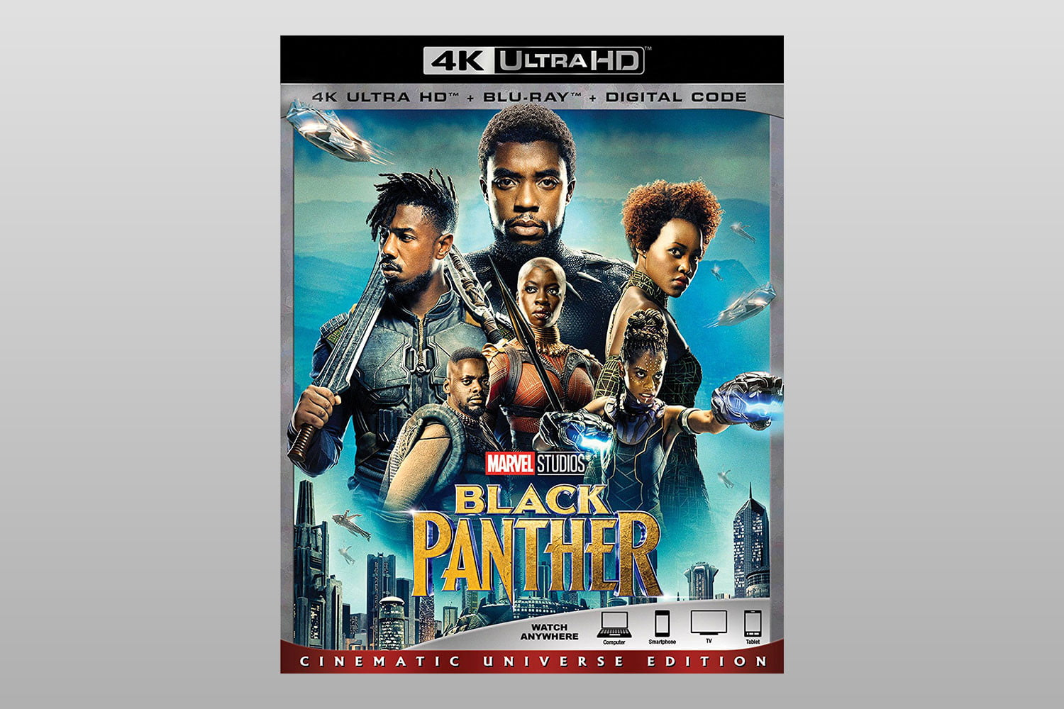 best 4k ultra hd movies to show off your home theater black panther blu ray