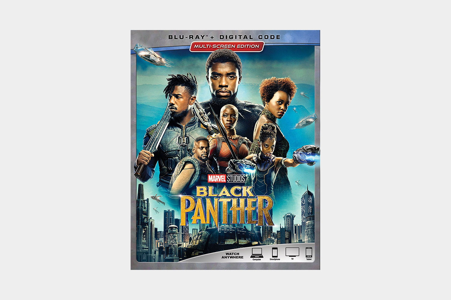 best blu ray discs show home theater black panther cover