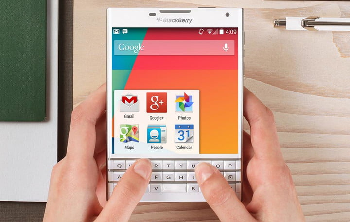 BlackBerry said to be prepping launch of Android handset