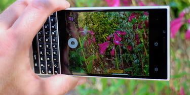 Here's How to Get the Best From the BlackBerry Key2's Camera