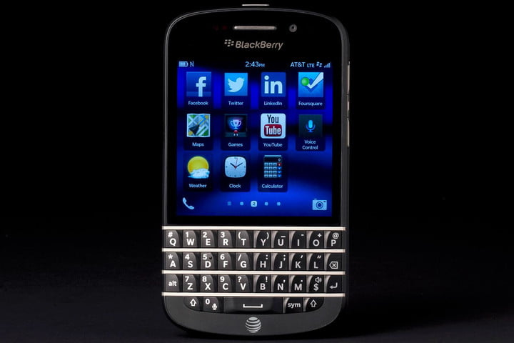 Blackberry q10 common problems and how to fix them digital trends blackberry q10 review front apps 2 ccuart Gallery