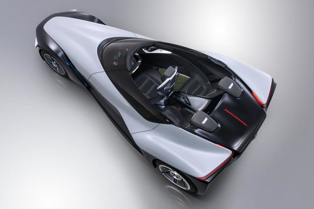 nissan bladeglider electric sports car concept
