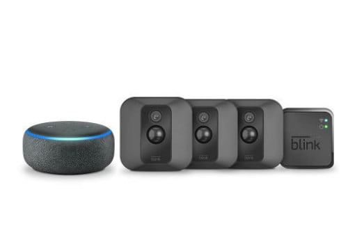 Fabriksnye Amazon Slashes Prices on Blink XT Outdoor Home Security Cameras PI-14