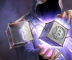 From gold to greatswords, blockchain lets gamers truly own their loot