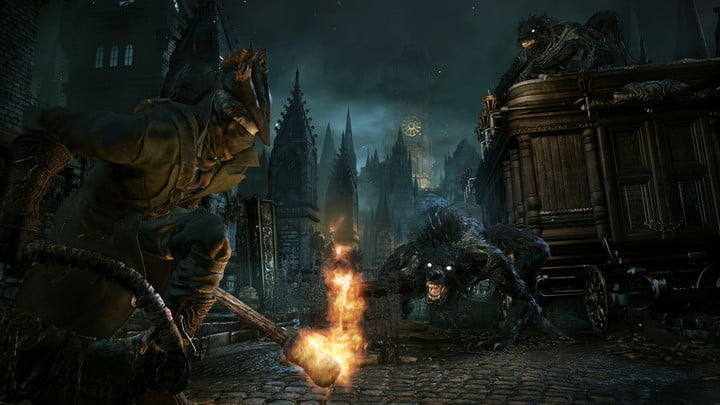 best ps4 games bloodborne 1 2 720x720 - Ps4 Video Games