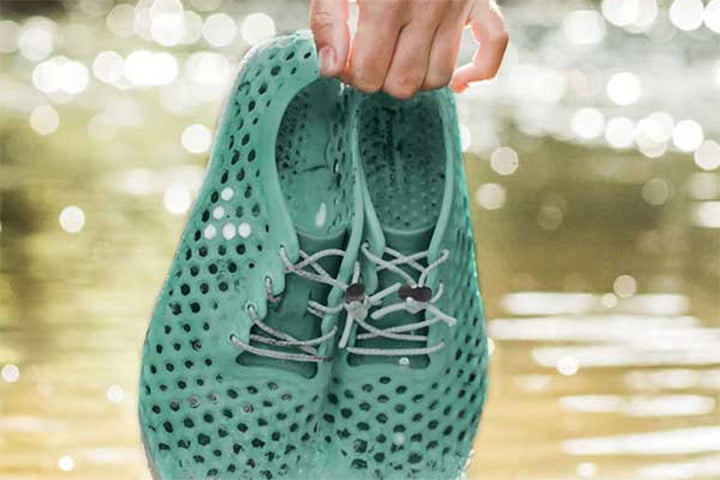 b3ca3dc95f0d Sneakers from Vivobarefoot are made out of algae and help keep the ocean  clean