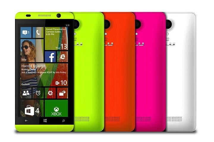 Yezz to honor Bill Gates with the Billy smartphone, running Windows Phone