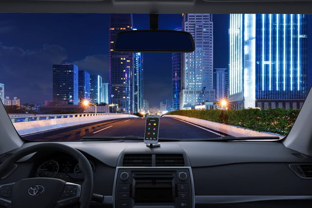 bluejay smart mount turns your phone into an in car infotainment system 2