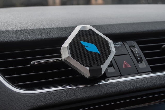 awesome tech you cant buy yet ossic fishbit luup bluejay  the world s first smart mount for your car